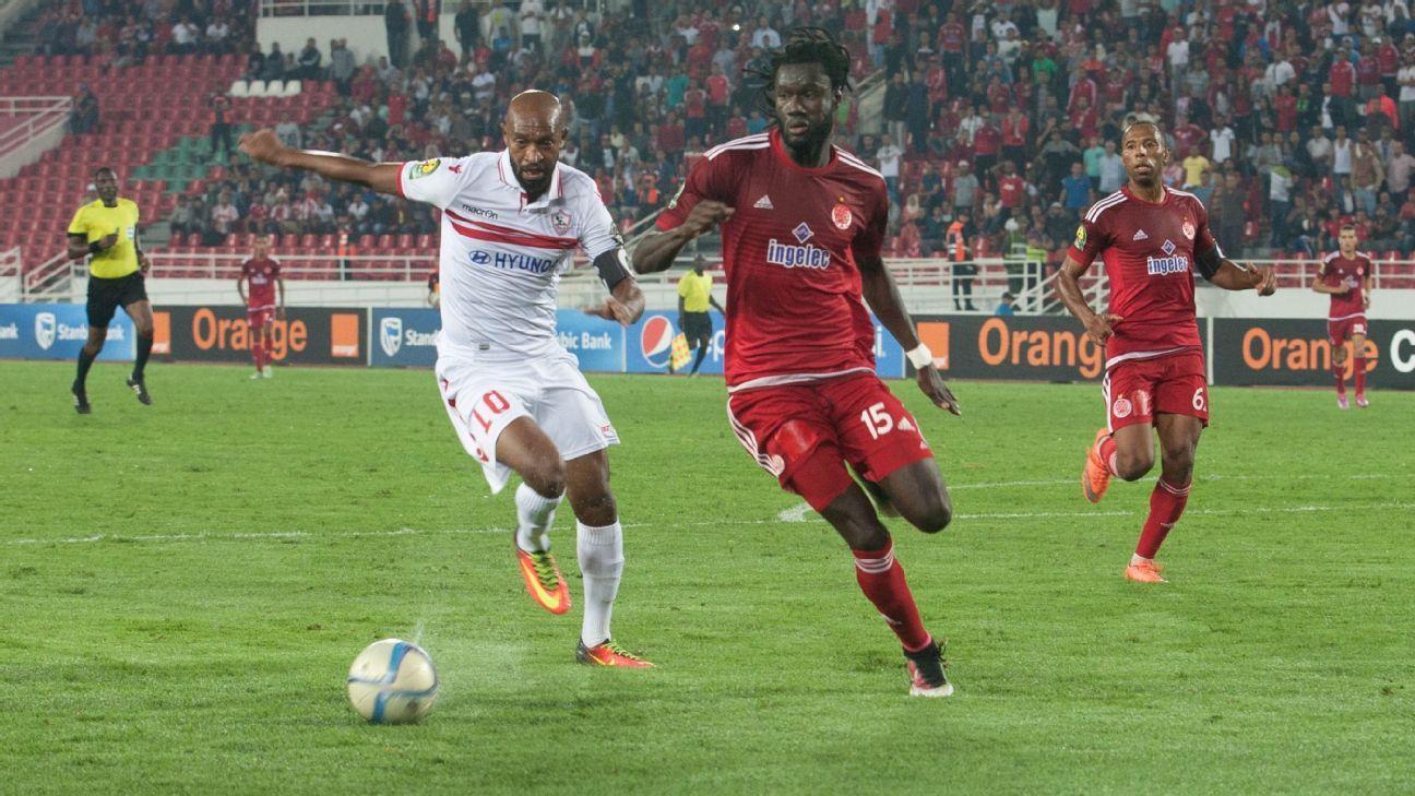 Wydad Casablanca vs. Zamalek