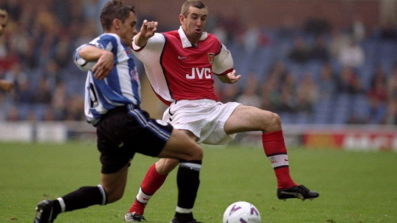 Nigel Winterburn Arsenal