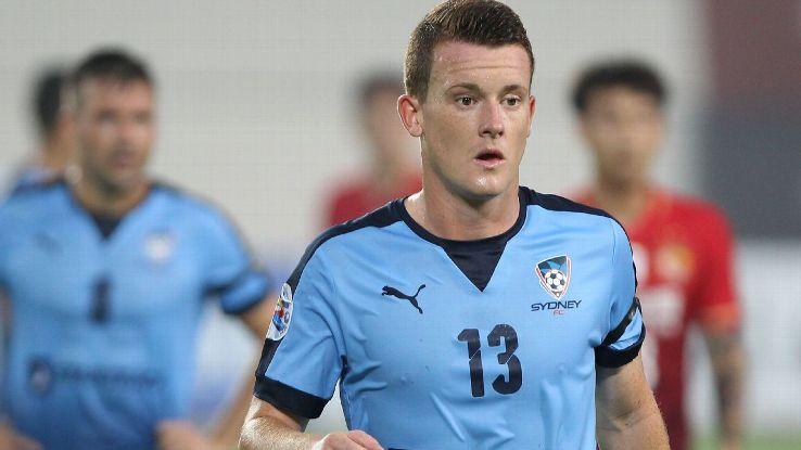 Sydney FC's Brandon O'Neill