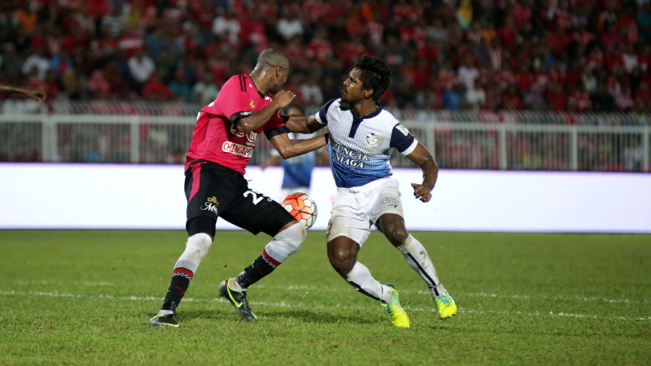 PDRM need great first-leg against Kedah in ...