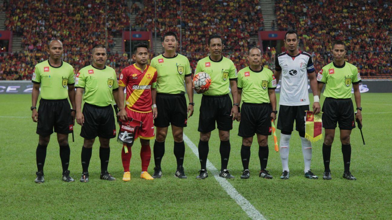 Selangor versus T Team Malaysia Cup SF