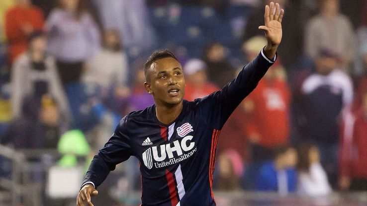 Juan Agudelo sealed the 3-1 win with the final goal over Kansas City Saturday.