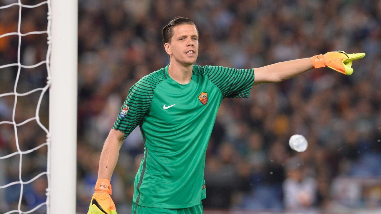 Wojciech Szczesny vs Inter 161002