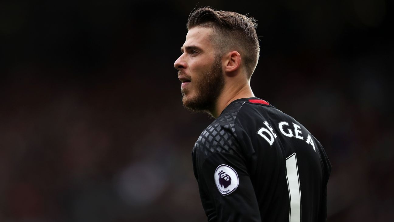 Man United have David De Gea to thank for securing a point.