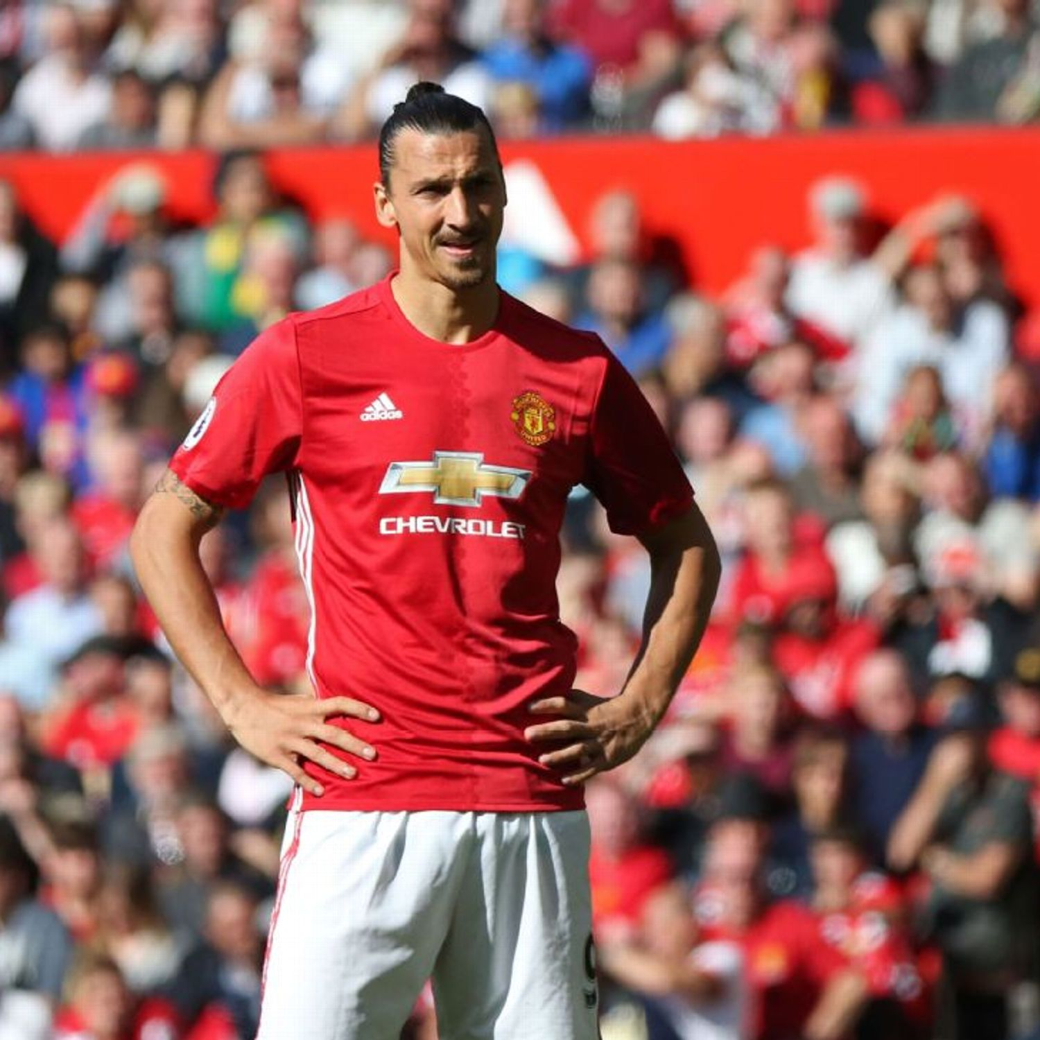 ... Ibrahimovic - Manchester United still waiting to click - ESPN FC