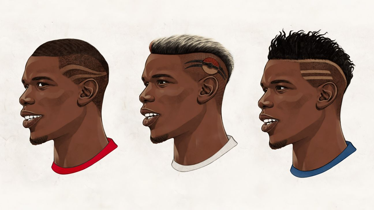 Paul Pogba hairstyle Power Rankings: VOTE for your No. 1