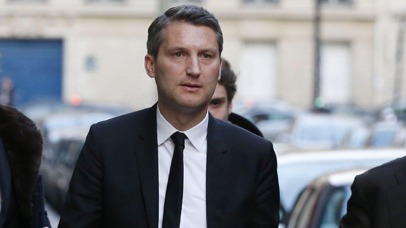 Olivier Letang PSG