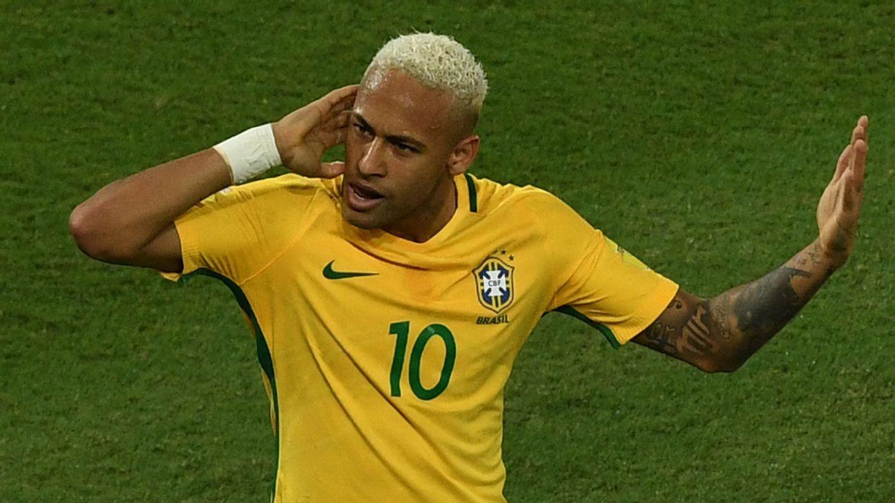 Neymar celeb Bolivia