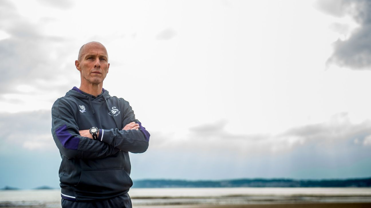 Bob Bradley ready to manage again 'tomorrow' after Swansea City exit