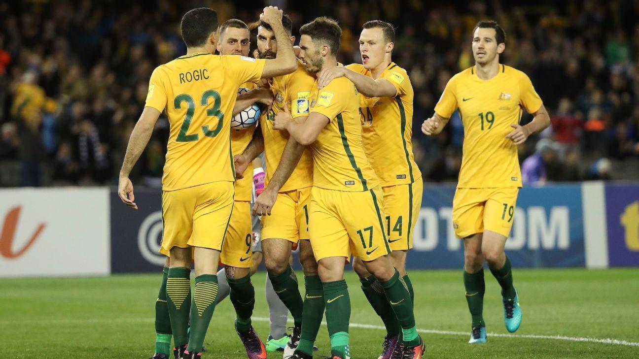 Australia vs. Japan