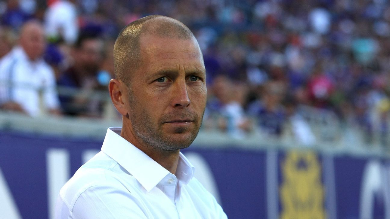 United States name Gregg Berhalter as new men's national team coach