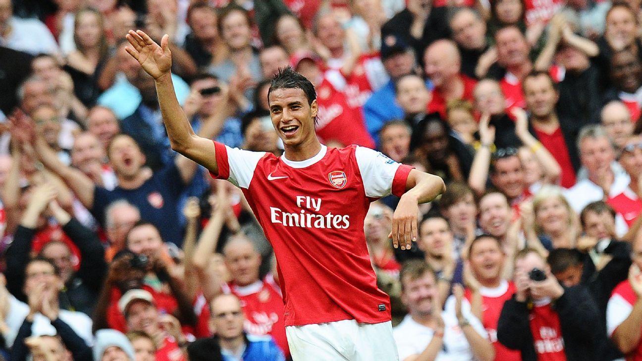 Marouane Chamakh Arsenal