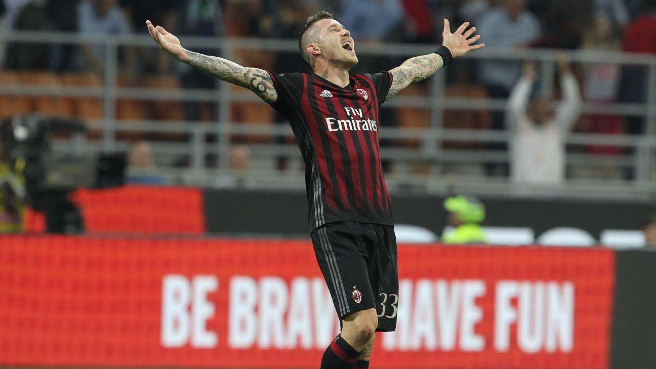 Juraj Kucka of AC Milan