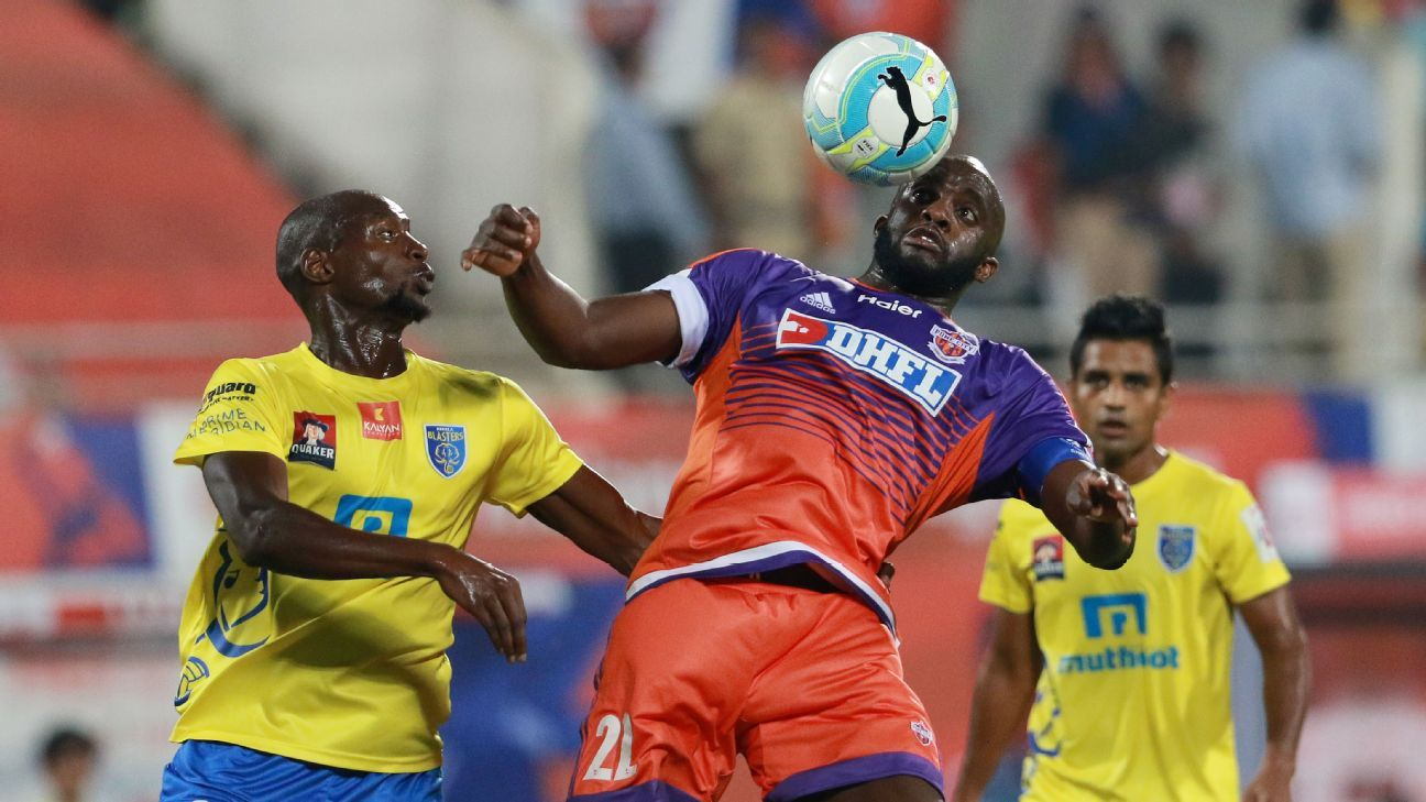 Mohamed Sissoko replaced Eidur Gudjohnsen as Pune's marquee player this season.