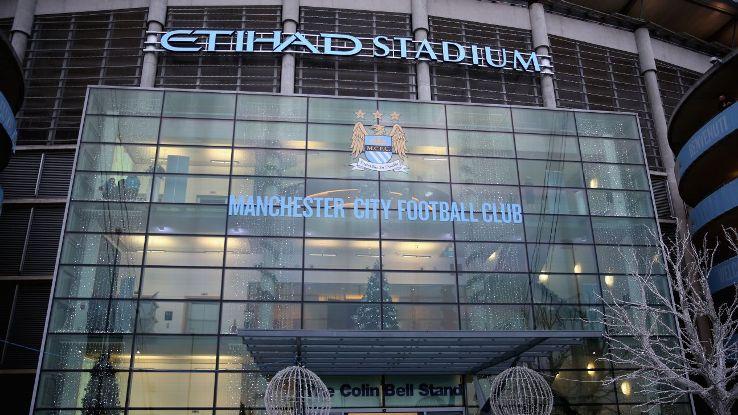 Etihad Stadium entrance external
