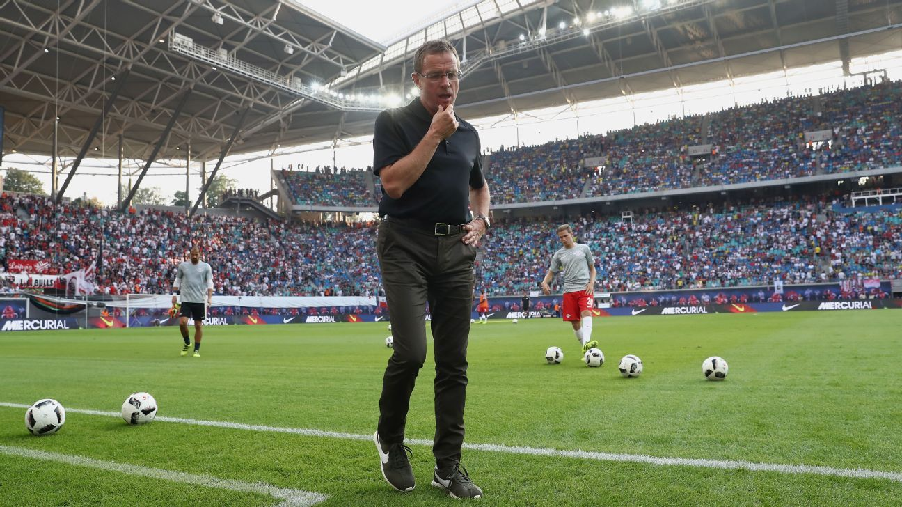 Ralf Rangnick previously led the team in season 2015-16, leading them to promotion.