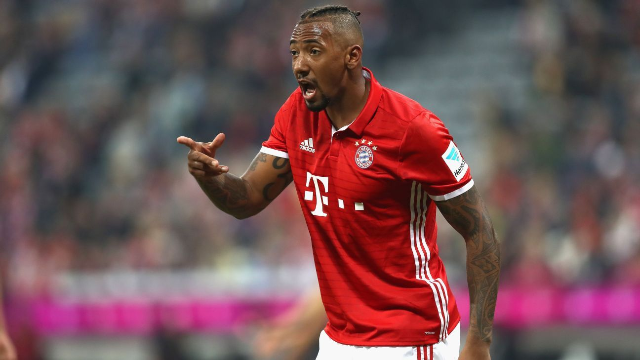 Jerome Boateng hoping to return in time for Dortmund ...