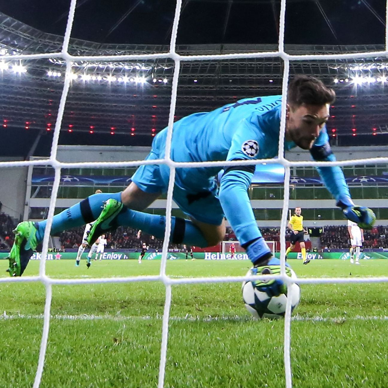 'Brilliant' Hugo Lloris To Thank For Tottenham's Draw