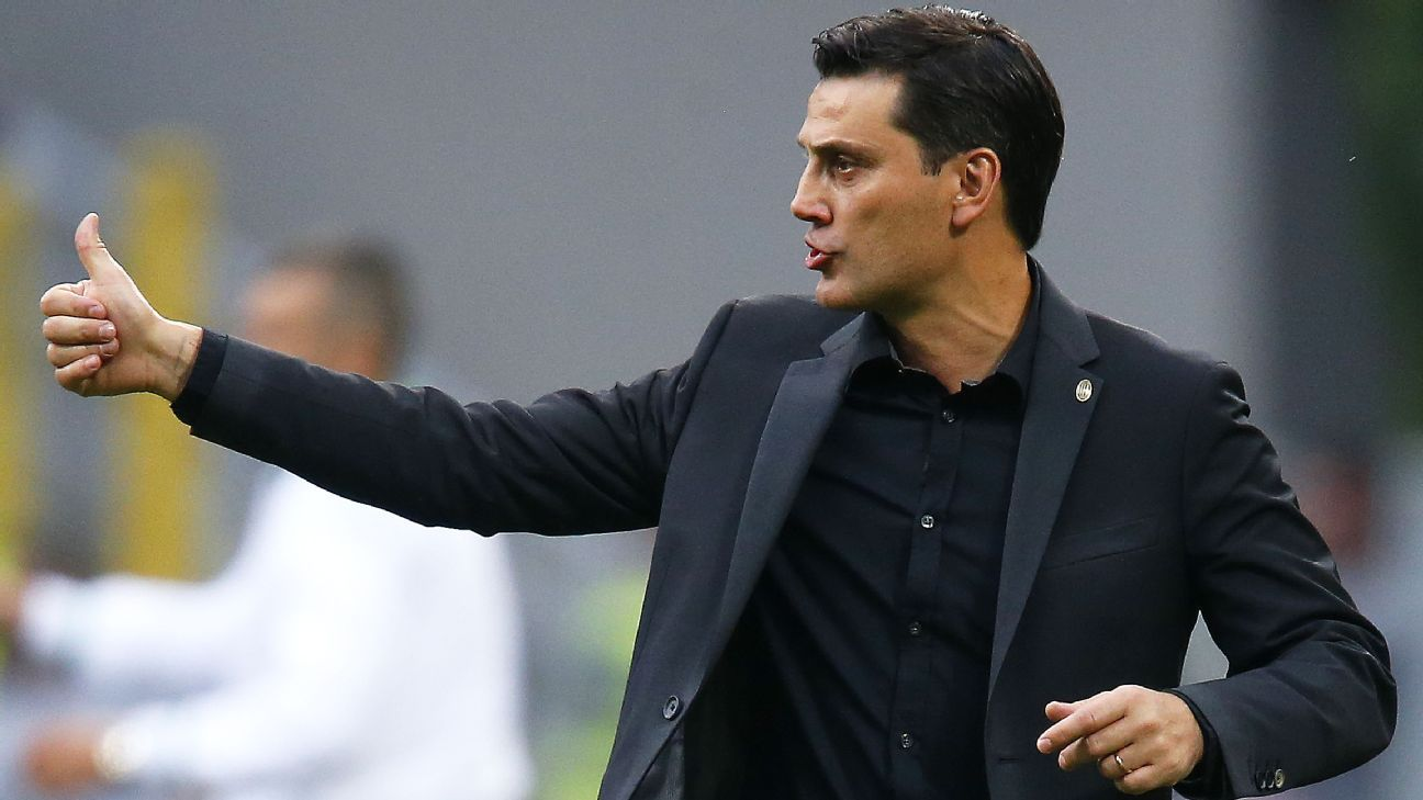 AC Milan Coba Lebih Agresif