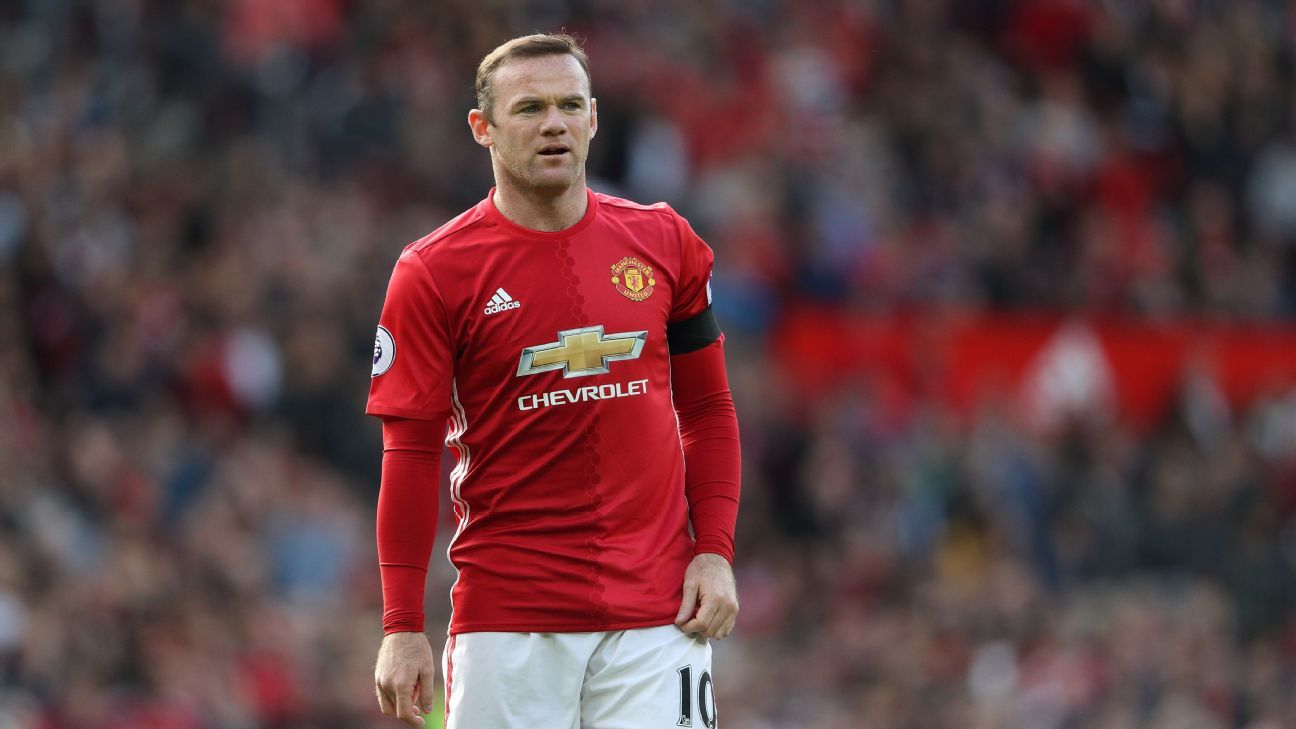 Where will Wayne Rooney be at the start of the next Premier League