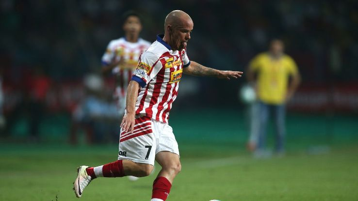 Iain Hume believes there's a marked improvement in the level of football seen in the ISL, as compared to the league's first season.