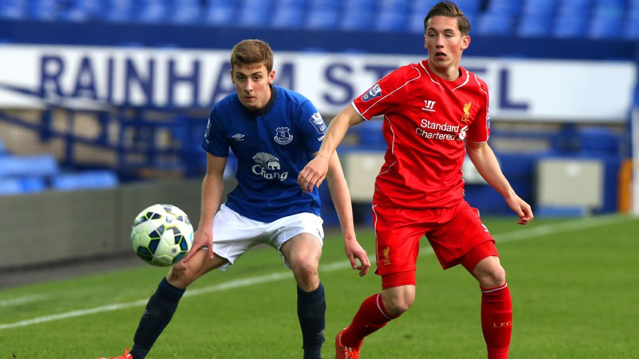 Harry Wilson Liverpool U21 Action
