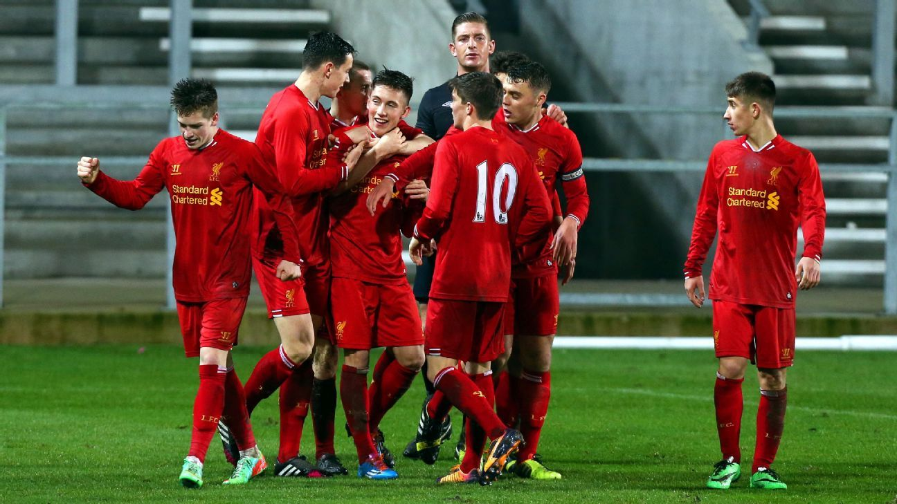 Harry Wilson Liverpool goal celeb