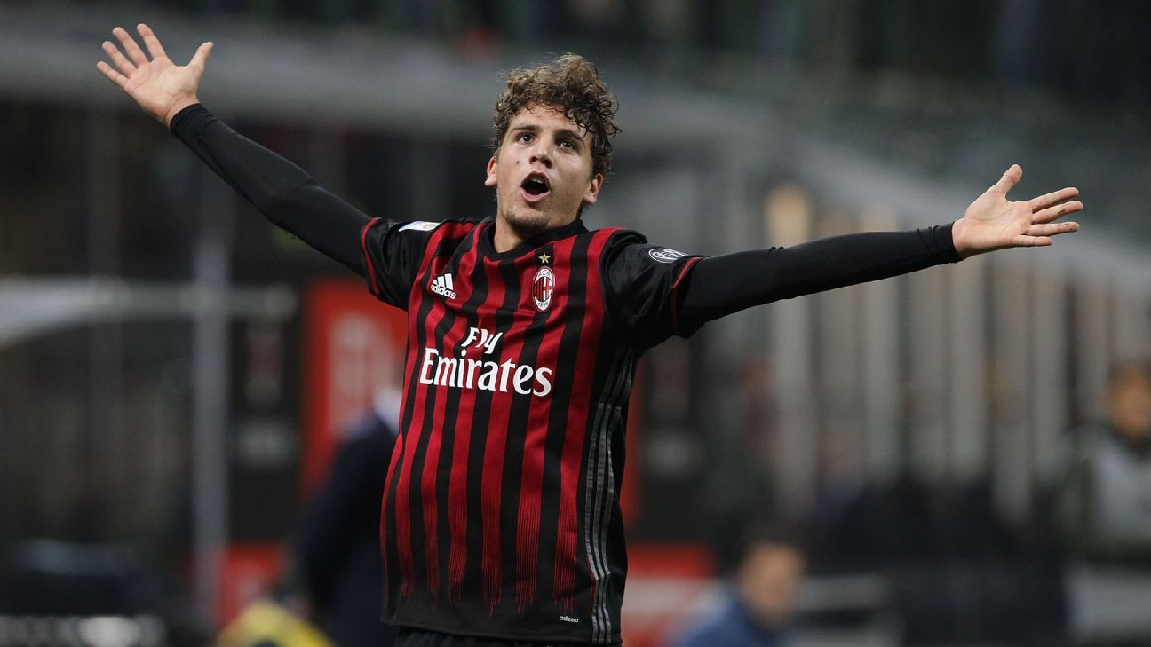 Manuel Locatelli scored the only goal in Milan's win over Juventus.