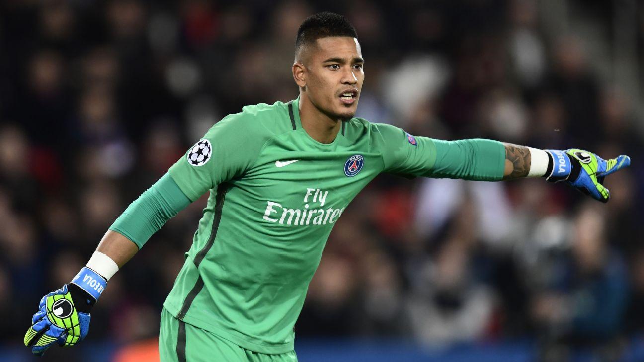 Paris Saint-Germain's Unai Emery firm about Alphonse ...