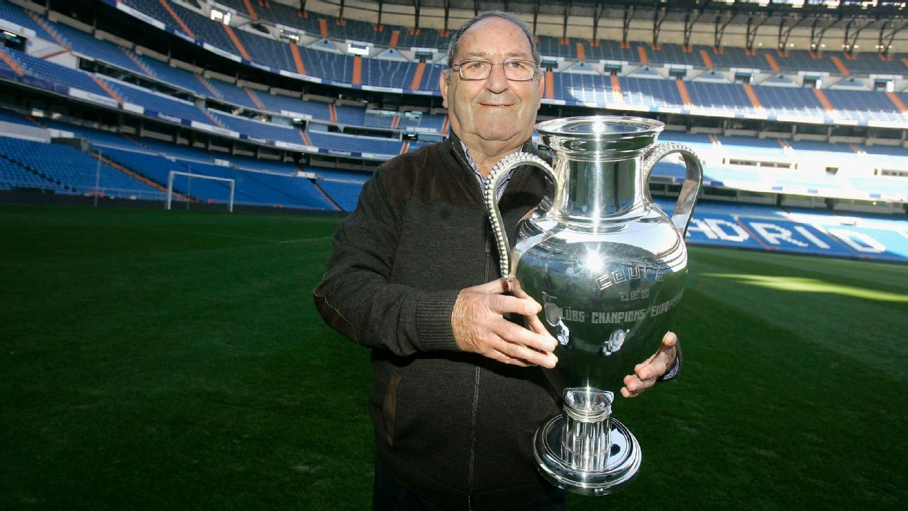 Paco Gento Real Madrid