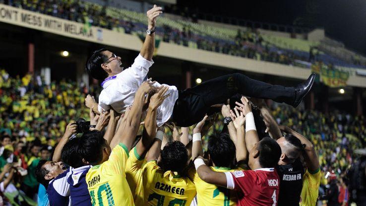 Kedah coach Tan Cheng Hoe