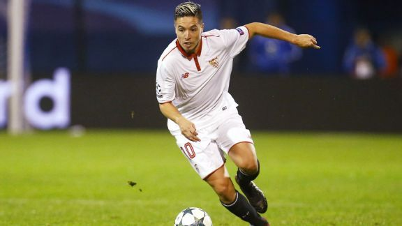 Samir Nasri has been the primary playmaker for a Sevilla side that also boasts an aggressive defense.