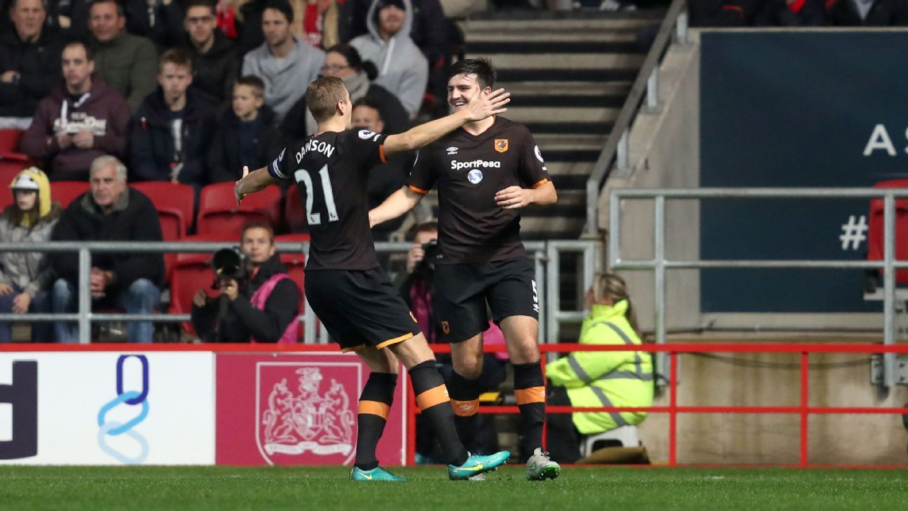 Harry Maguire and Michael Dawson provided the goals in Hull's win on Tuesday.