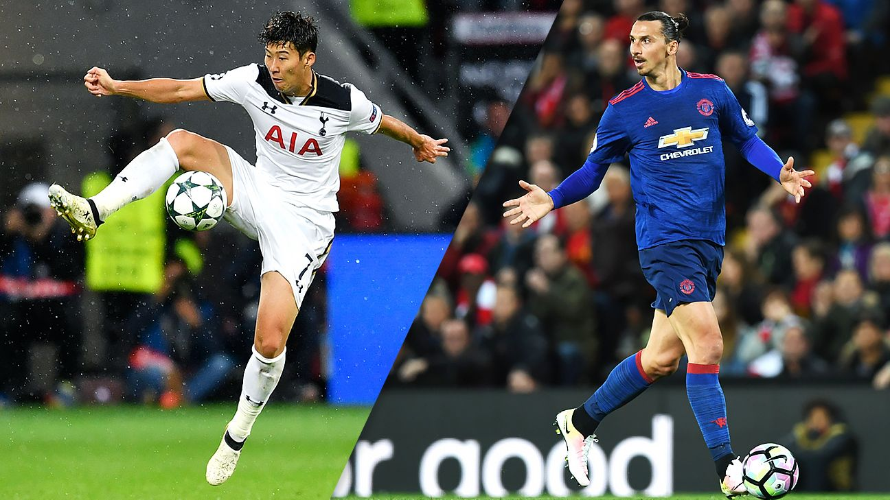 Son Heung-min is hot. Zlatan Ibrahimovic is cold. Who is more likely to retain that form?