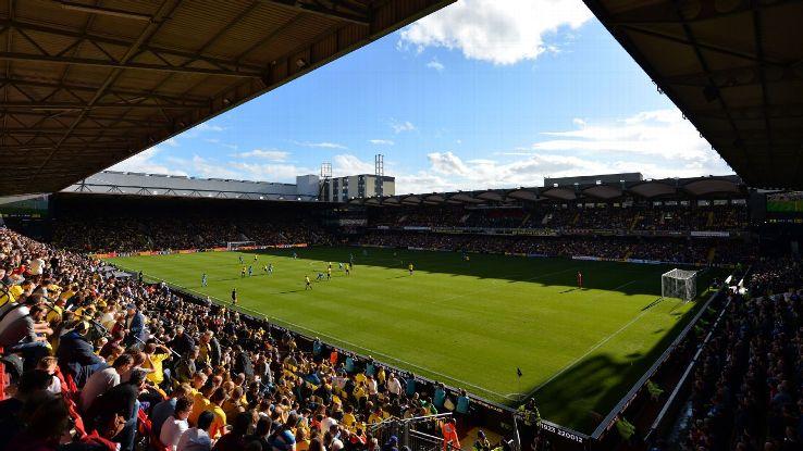 Vicarage Road Stadium Pan