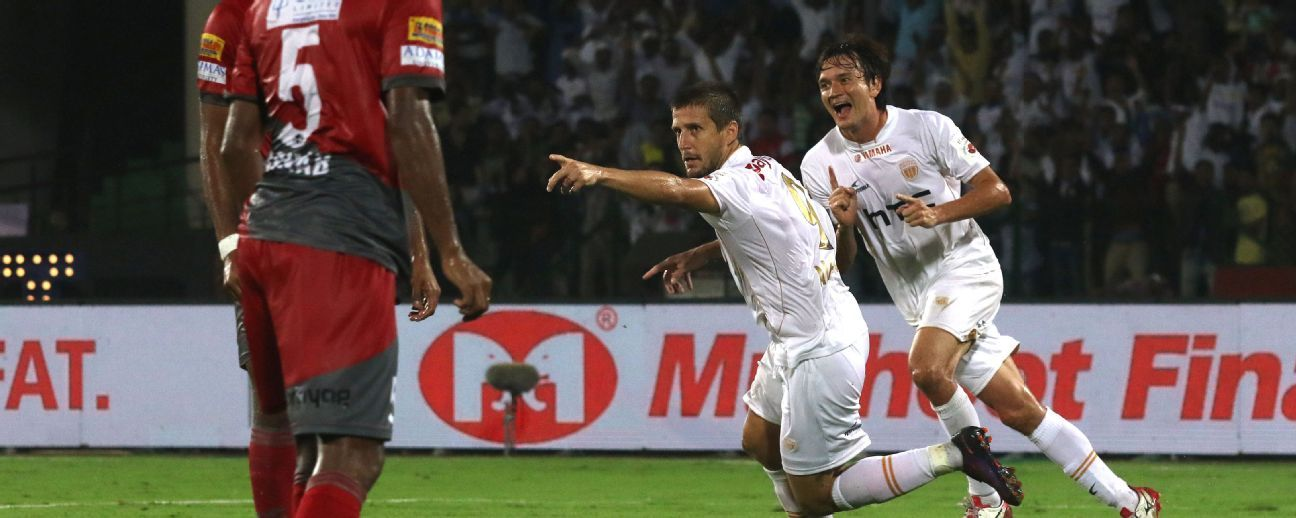 Emiliano Alfaro stood out for NorthEast United in ISL-3.