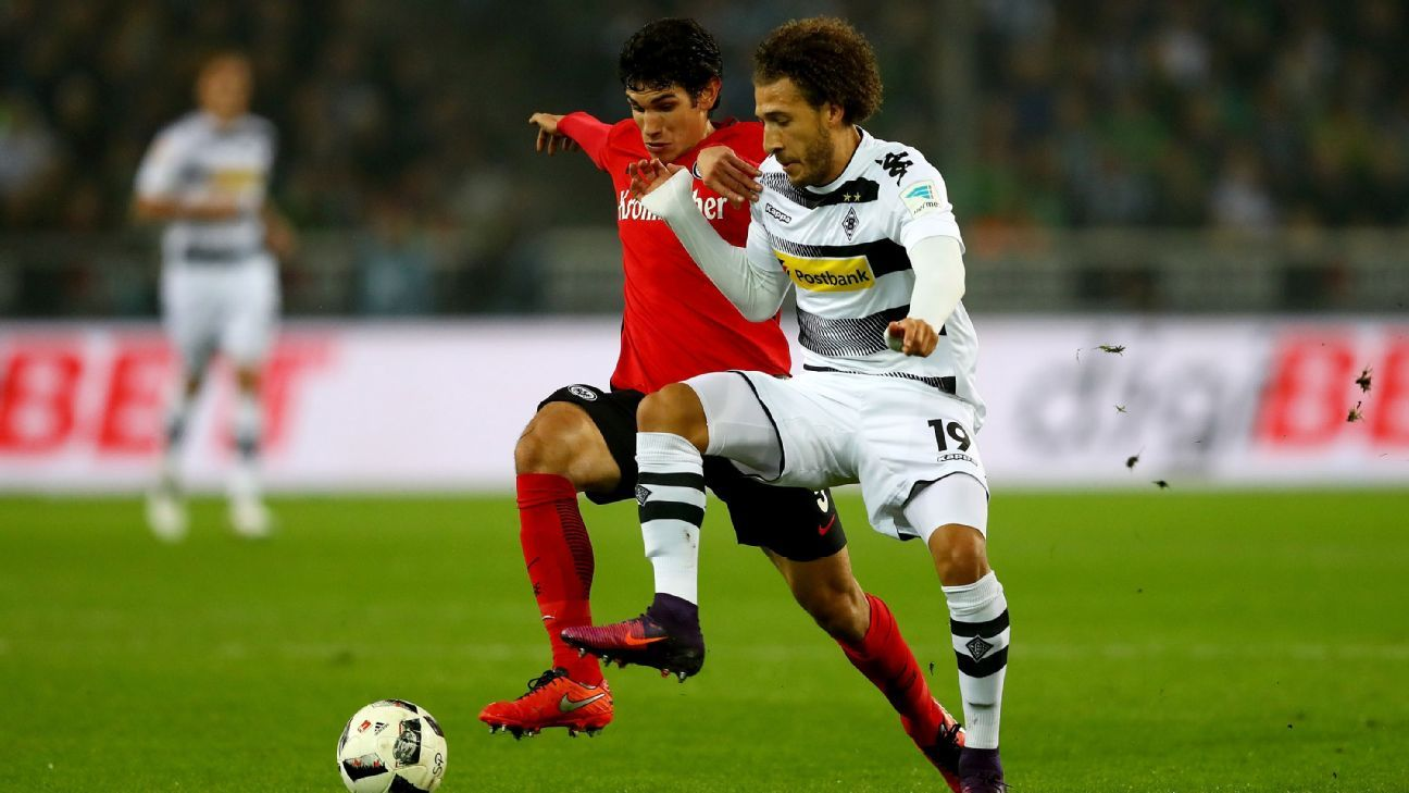 Fabian Johnson and Borussia Monchengladbach could not find the breakthrough.