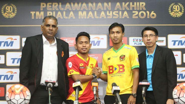 Kedah, Selangor before 2016 Malaysia Cup final