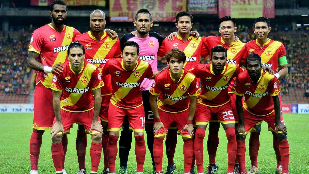Selangor team photo 2016
