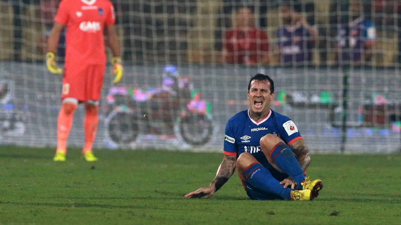 FC Goa have lost all their home games this season