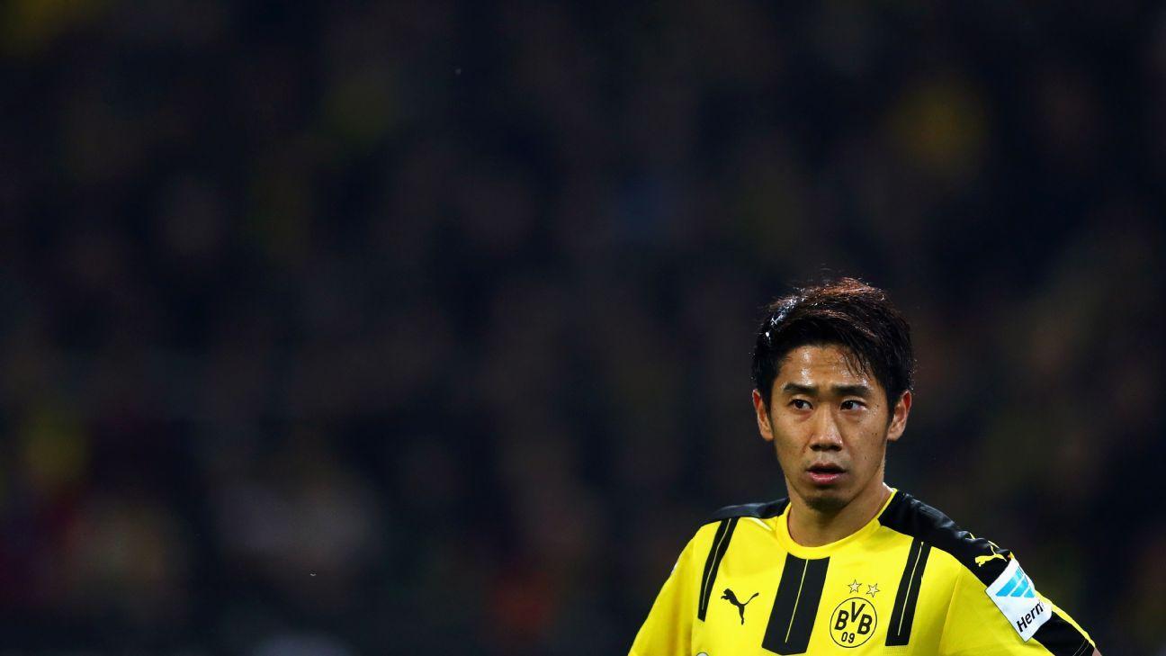 Shinji Kagawa should not give up on Borussia Dortmund or Europe