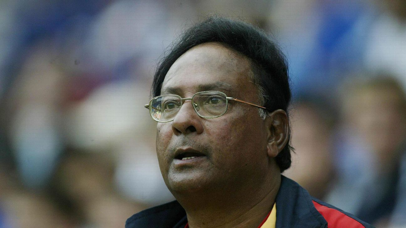 Coach Subhas Bhowmik closely monitored East Bengal players' diet before and during the 2003 ASEAN Championships.