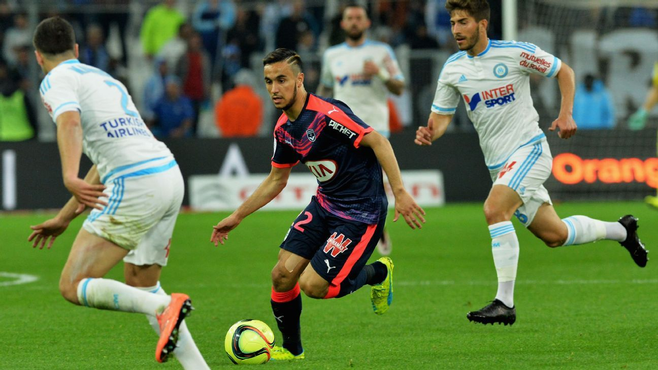 Adam Ounas Bordeaux