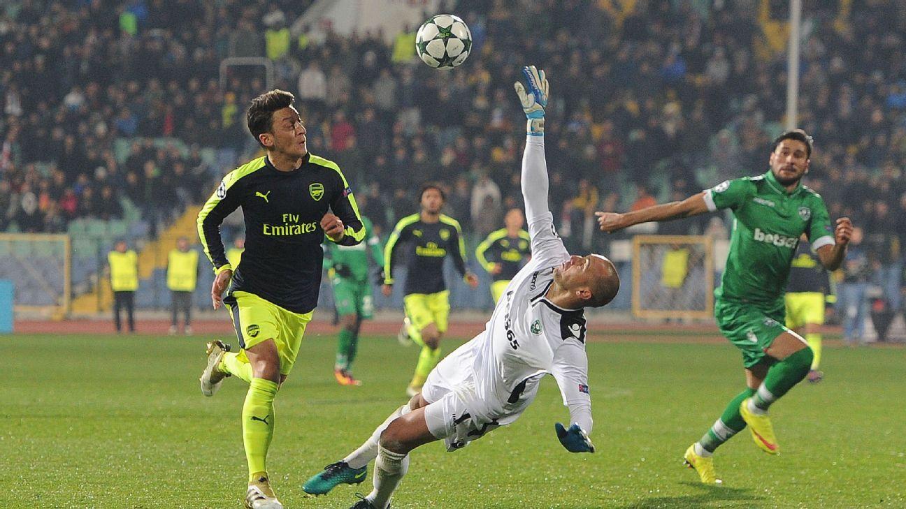 Mesut one best goal masterful  Ozil