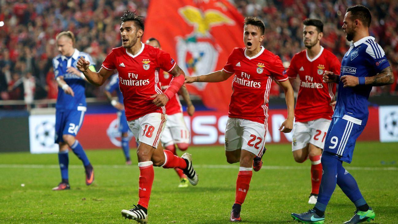 Prediksi Skor Liga Portugal Premeira Liga Benfica Vs Vitoria De Setubal 27 November 2017