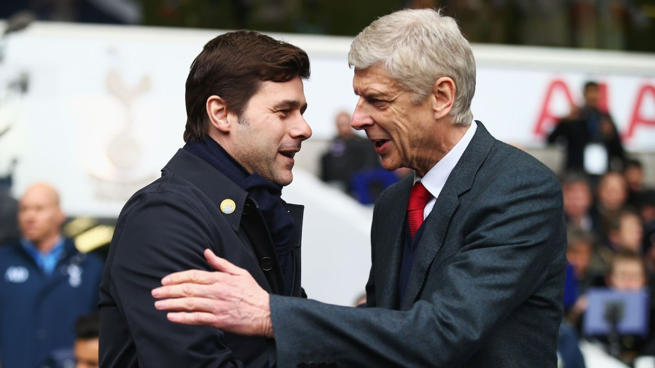 Mauricio Pochettino and Arsene Wenger are two top contenders for the Real Madrid job.