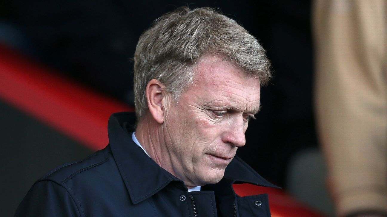... Moyes must defy the odds if Sunderland are to turn it around - ESPN FC