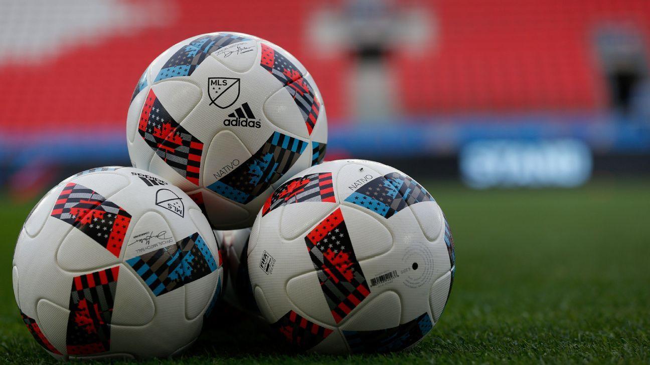 adidas MLS balls