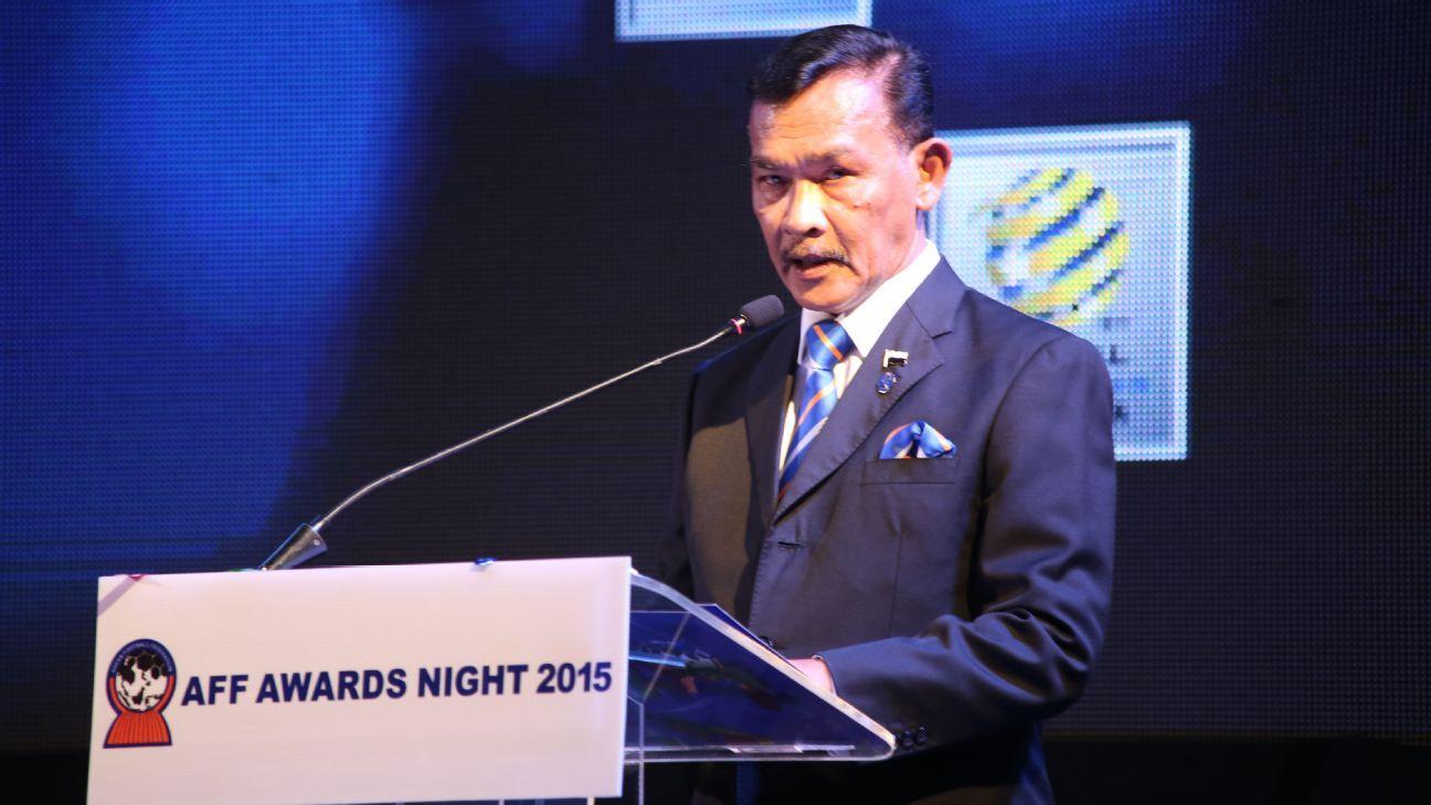 Dato' Sri Azzuddin Ahmad, AFF