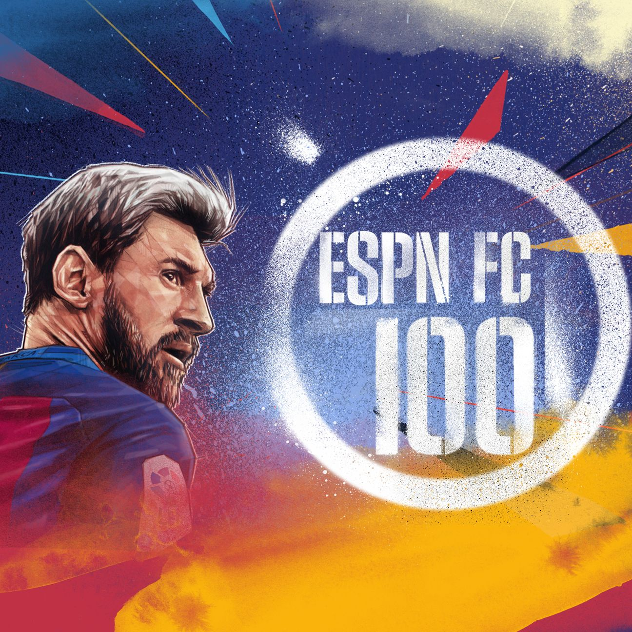 ESPN FC 100 the top players and managers in world football ...